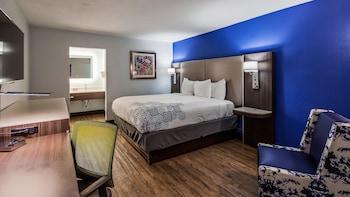 沙加緬度加州展覽中心貝斯特韋斯特普拉斯修爾住宿飯店 SureStay Plus Hotel by Best Western Sacramento Cal Expo