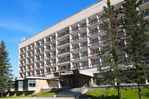 . Hotel Repinskaya