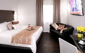Double Room (Deluxe Margutta)