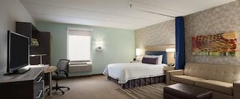 Studio, 1 Queen Bed, Accessible (Roll-in Shower)