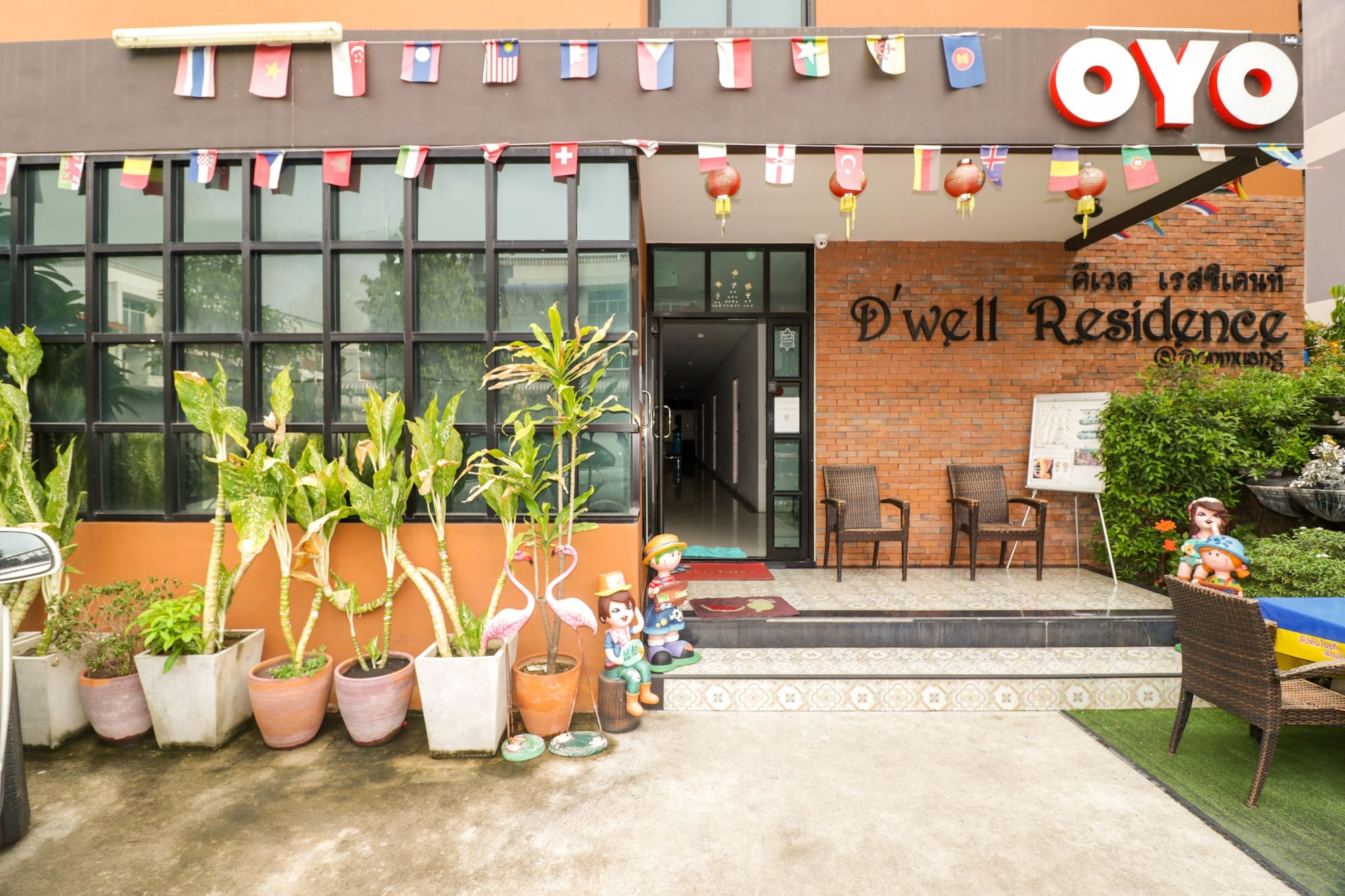 D-Well Residence Don Muang 2, Don Muang