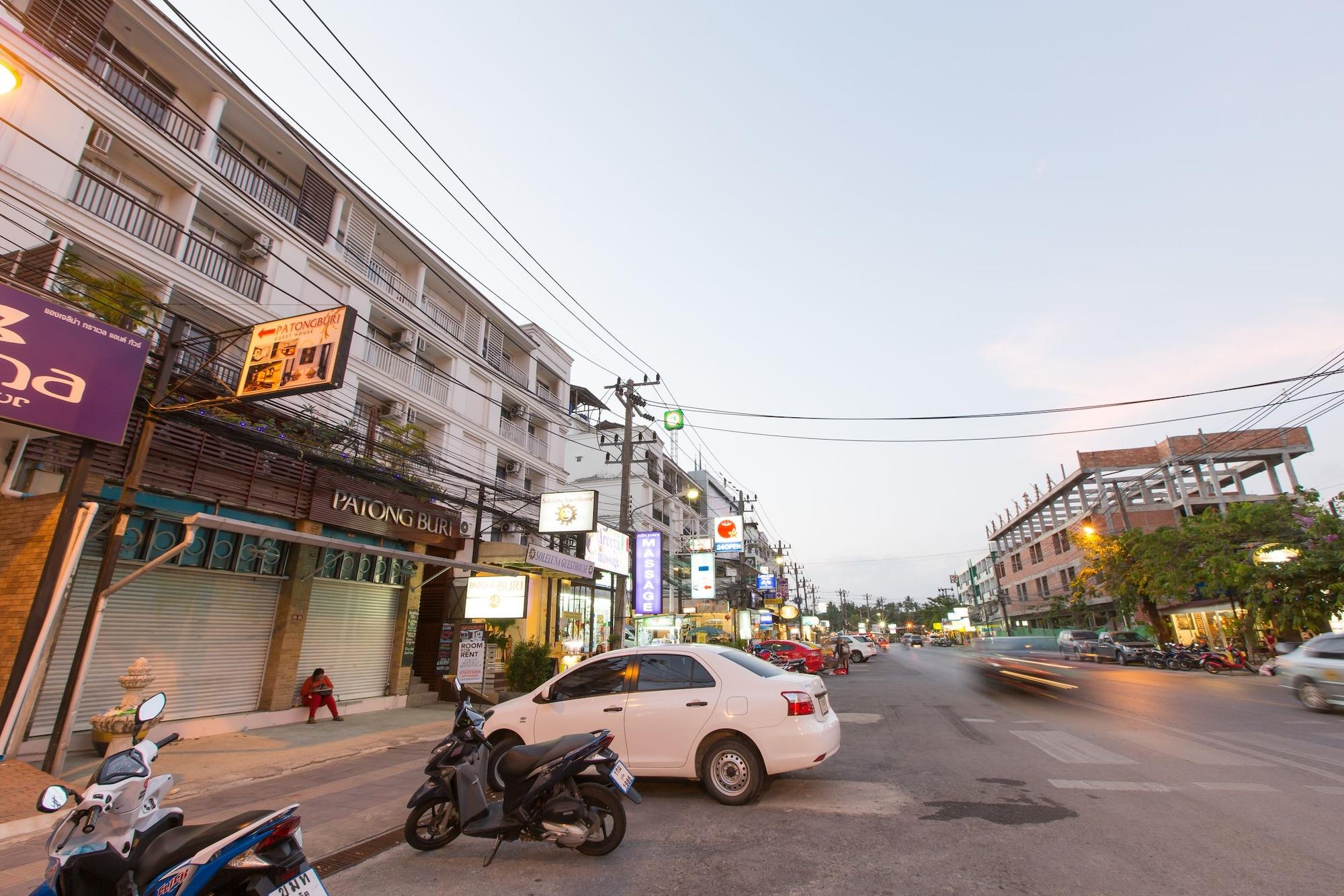 Patong Buri Hotel, Pulau Phuket