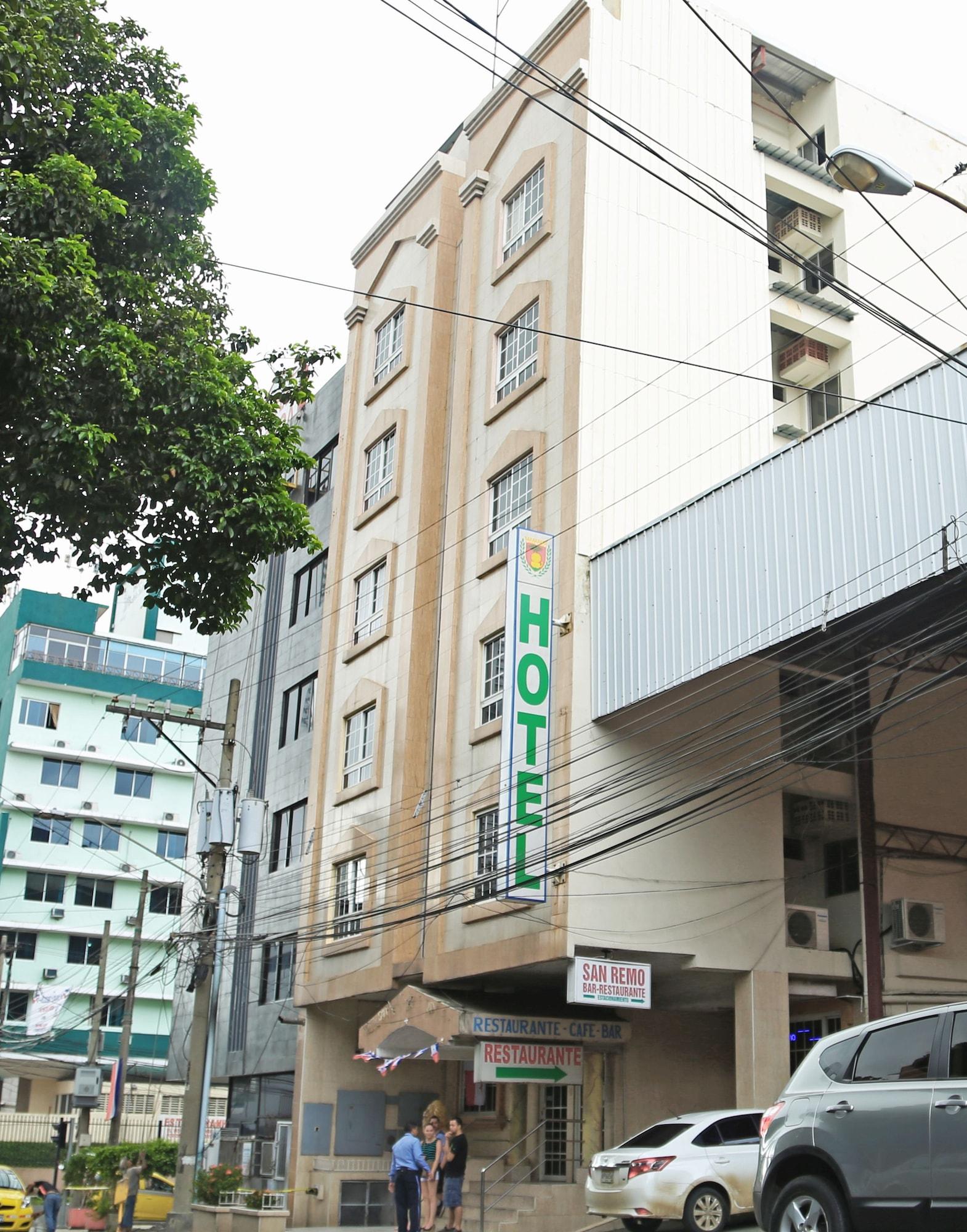 Hotel San Remo, Panamá
