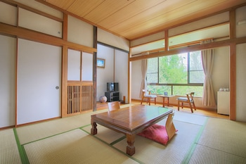 Japanese-Style Room with Shared Shower