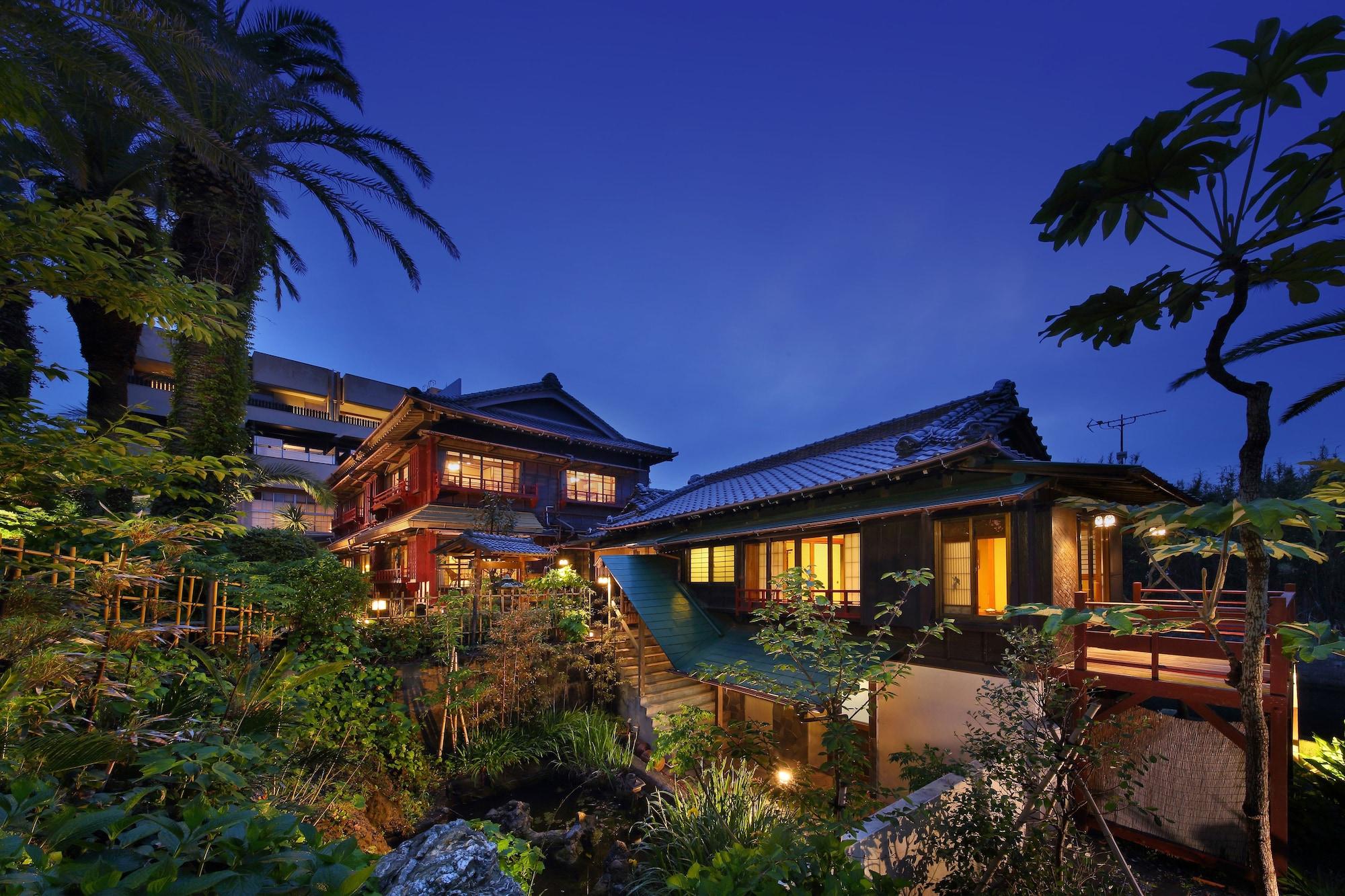 Chikurakan, Minamibōsō