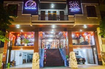 サン サン ホテル