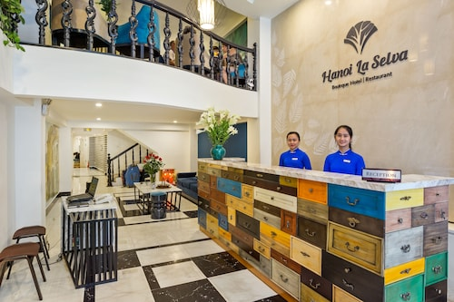 Hanoi - Hanoi La Selva Hotel - z Warszawy, 1 maja 2021, 3 noce