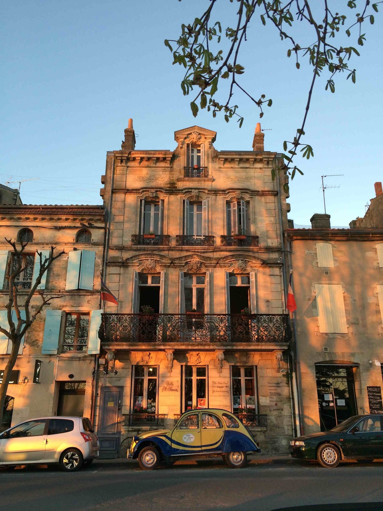 Villa St Simon Guest house and self-catering apartments, Gironde