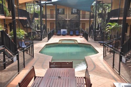 Apartments at Blue Seas Resort, Broome