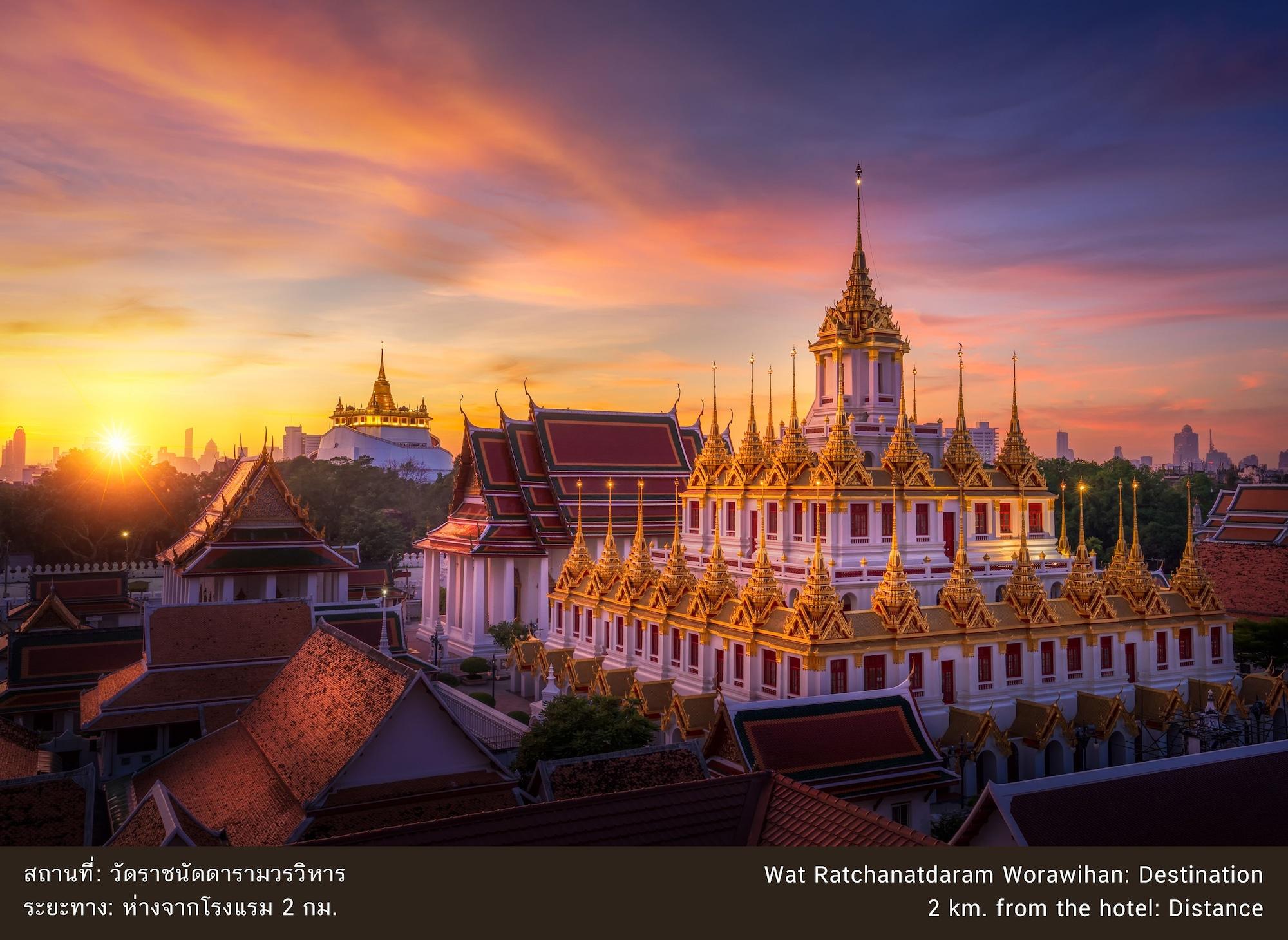 The Raweekanlaya Hotel Bangkok, Phra Nakhon
