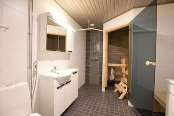 Kotimaailma Apartments Rovaniemi - Bathroom  - #0