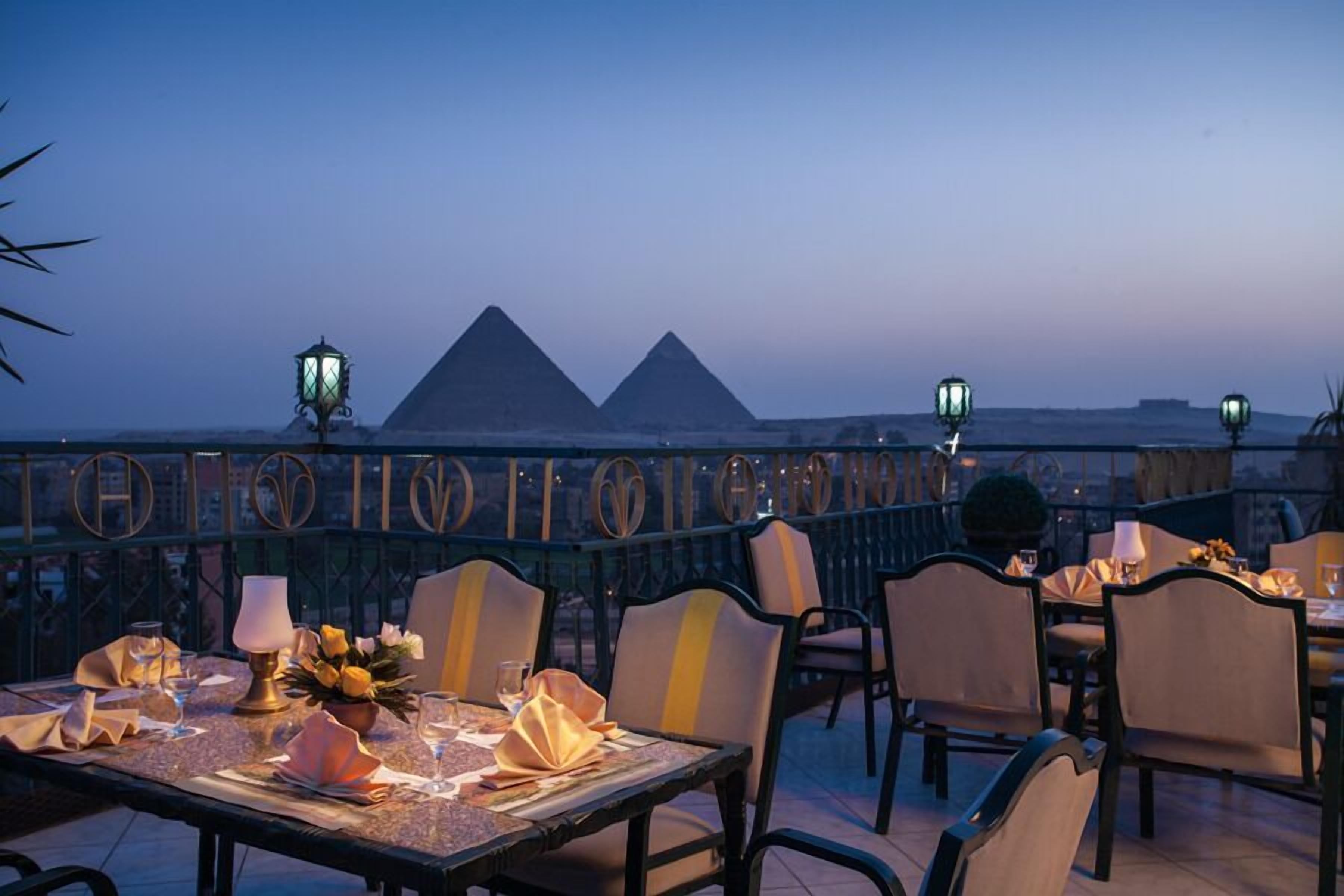 Kaoud Delta Pyramids