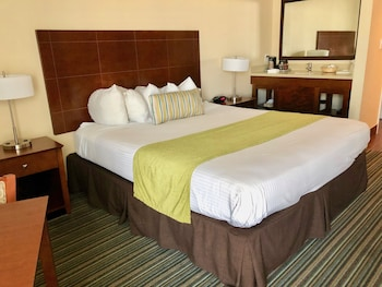 Standard Room, 1 King Bed (1st Floor)