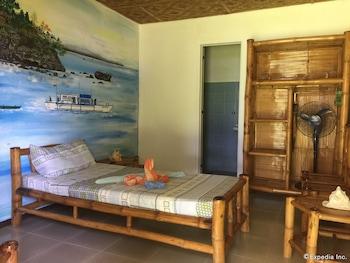 Bohol Lahoy Dive Resort Guestroom View
