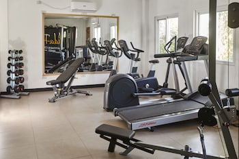 Buena Vida Resort And Spa Malapascua Gym