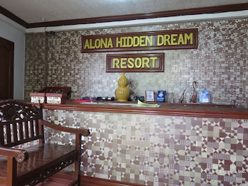 Alona Hidden Dream Resort Bohol Reception
