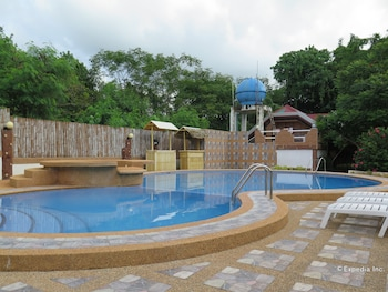 Alona Hidden Dream Resort Bohol Outdoor Pool