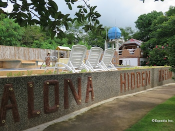 Alona Hidden Dream Resort Bohol Sundeck