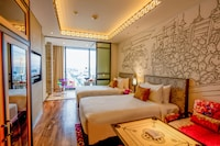 Premier Room, 2 Twin Beds, View