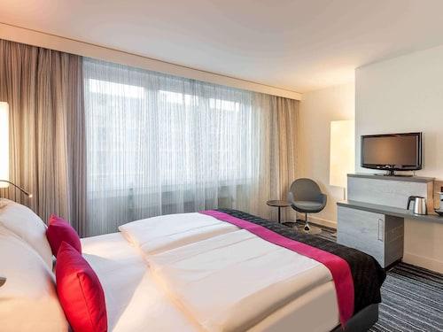 Dusseldorf - Mercure Hotel Duesseldorf Zentrum - z Gdańska, 1 kwietnia 2021, 3 noce
