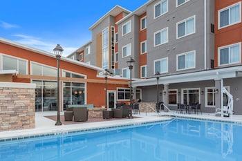 什里夫波特波西爾城市中心萬豪長住飯店 Residence Inn by Marriott Shreveport-Bossier City/Downtown