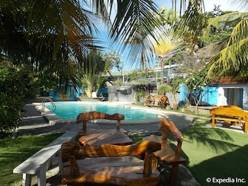 Woodruffs Beach Resort Argao Terrace/Patio