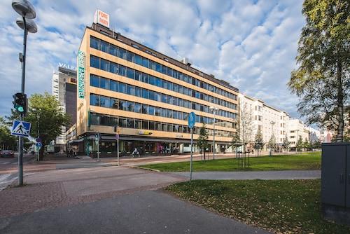 . Forenom Aparthotel Oulu
