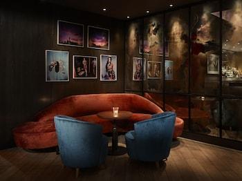 Lobby at 11 Howard in New York