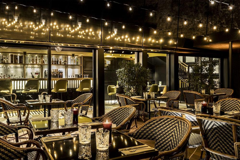 파리 호텔 추천 베스트 웨스턴 프리미어 오페라 리에주 레스토랑