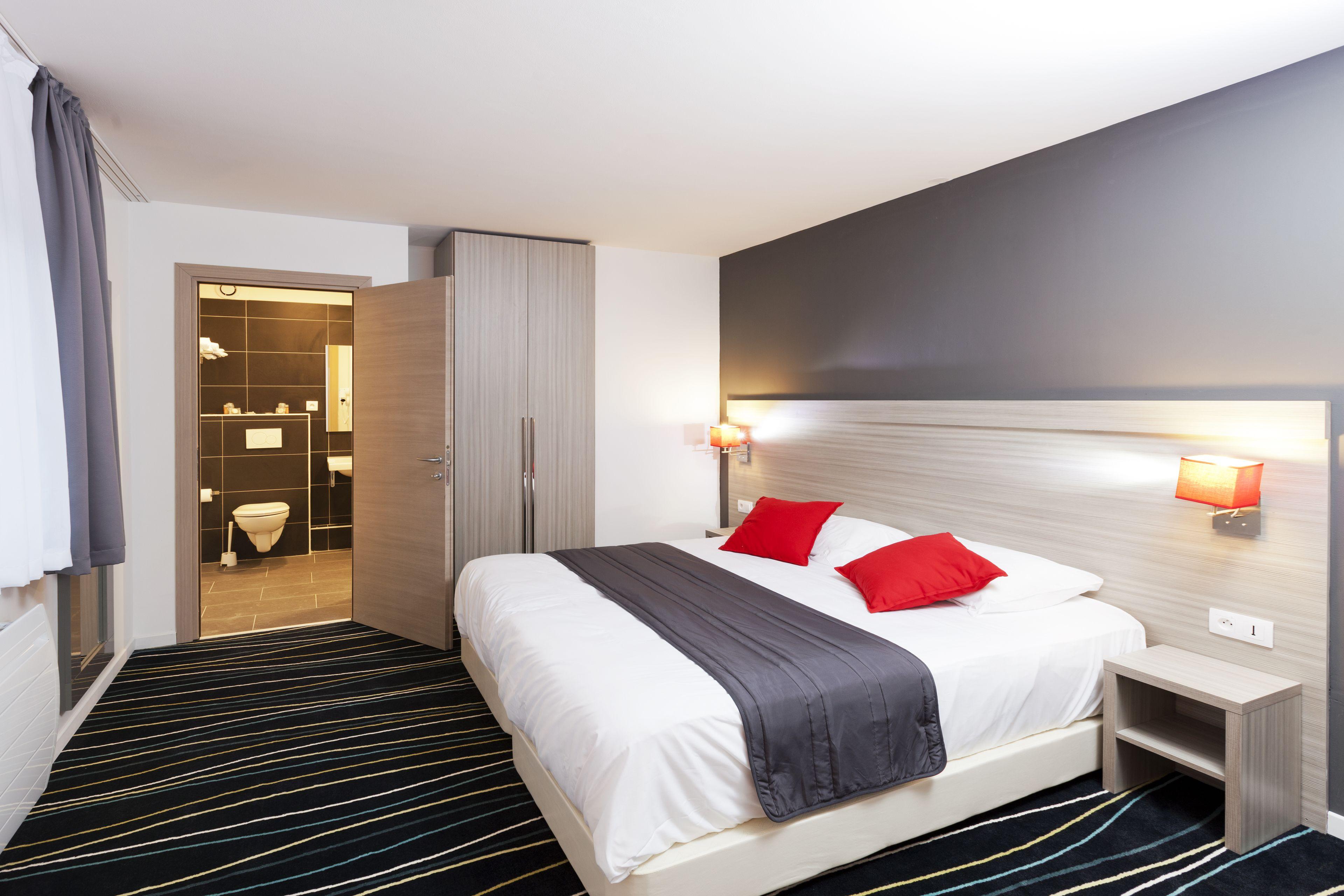 Hotel The Originals Marne-la-vallÉe Est Meaux