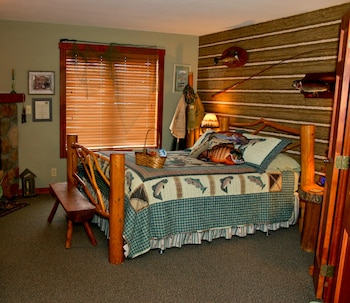 Standard Double Room, Ensuite (Rockbridge)