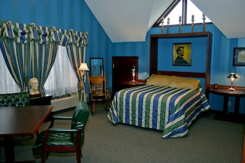 Standard Double Room, Ensuite (Abe Lincoln Suite)