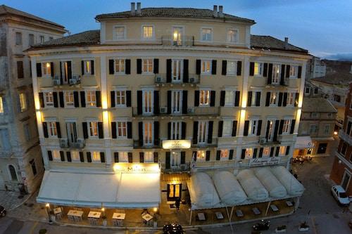 Korfu - Konstantinoupolis Hotel - z Gdańska, 22 kwietnia 2021, 3 noce