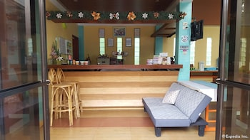 Julieta's Pension House Puerto Princesa Reception