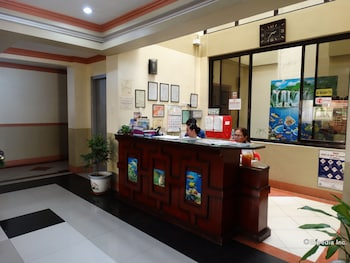 Imperial Ridge Pension House Tagbilaran Reception