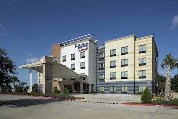 Hotel - Fairfield Inn & Suites by Marriott Houston Pasadena