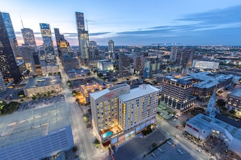 休士頓市中心歡朋飯店 Hampton Inn Houston Downtown