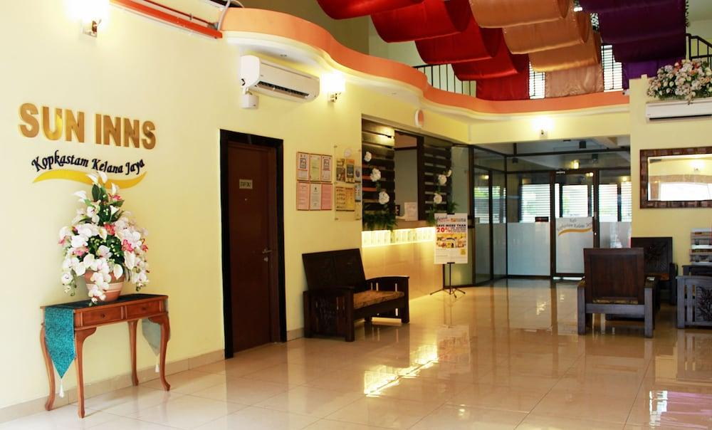 サン インズ ホテル コプカスタム ケレナ ジャヤ