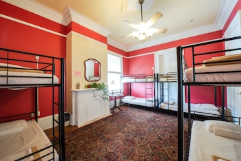 1 Bed in Shared Dormitory, Mixed Dorm, Shared Bathroom (4 bunk beds)