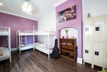 1 Bed in Shared Dormitory, Mixed Dorm, Shared Bathroom (3 bunk beds)