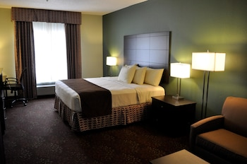 Hotel - Best Western Plus Columbia Inn