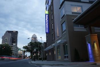 路易斯維爾市中心智選假日套房飯店 - IHG 飯店 Holiday Inn Express & Suites Louisville Downtown, an IHG Hotel