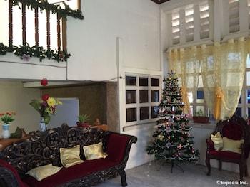 Casa Reyfrancis Bohol Lobby Sitting Area