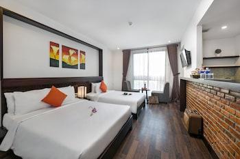 エミリー ホテル & アパートメンツ