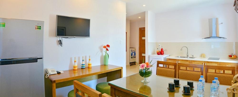 リチコ アパートメンツ アンド ホテル