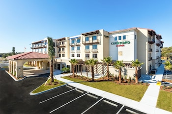 Hotel - Courtyard by Marriott St. Augustine Beach