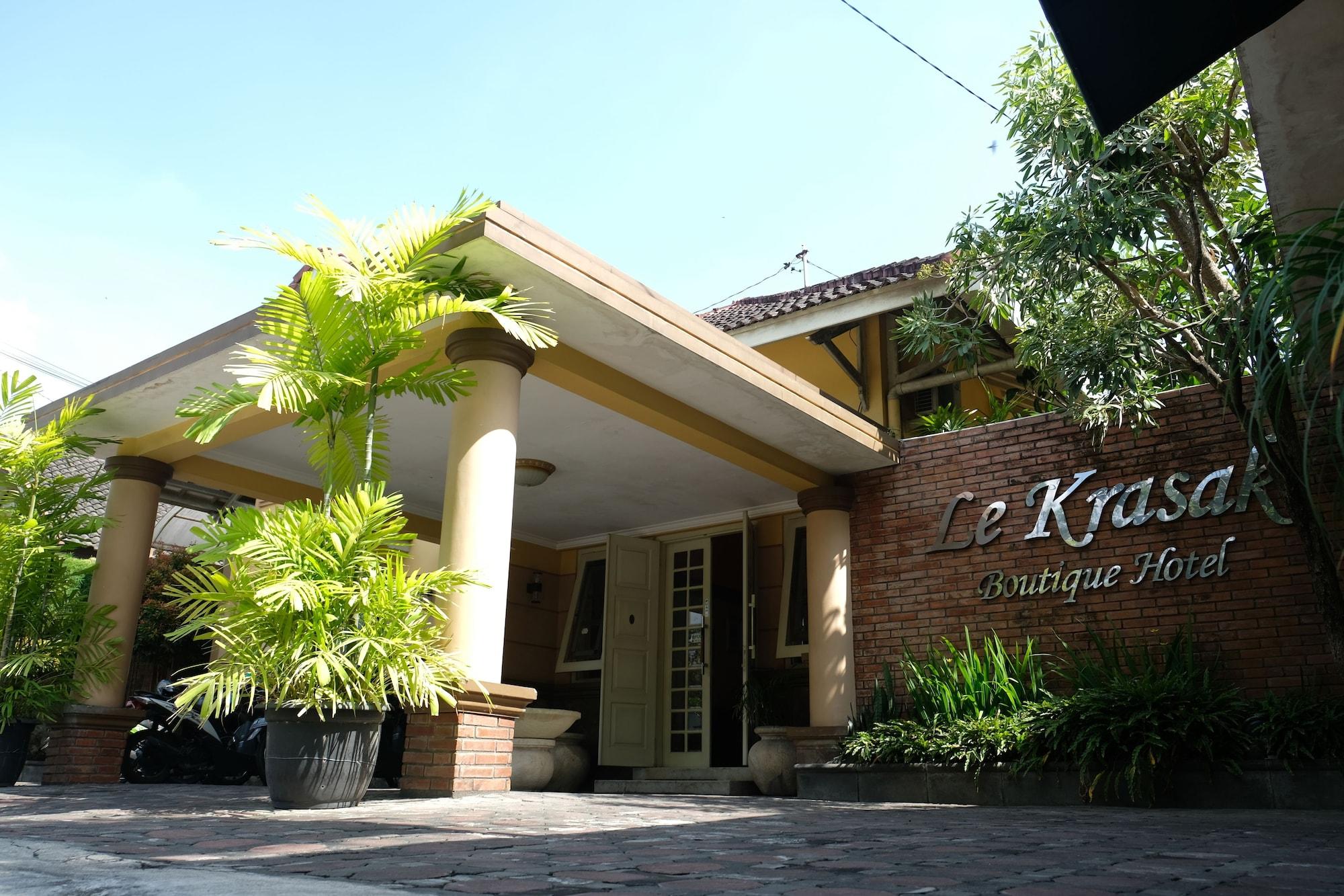 Le Krasak Boutique Hotel, Yogyakarta