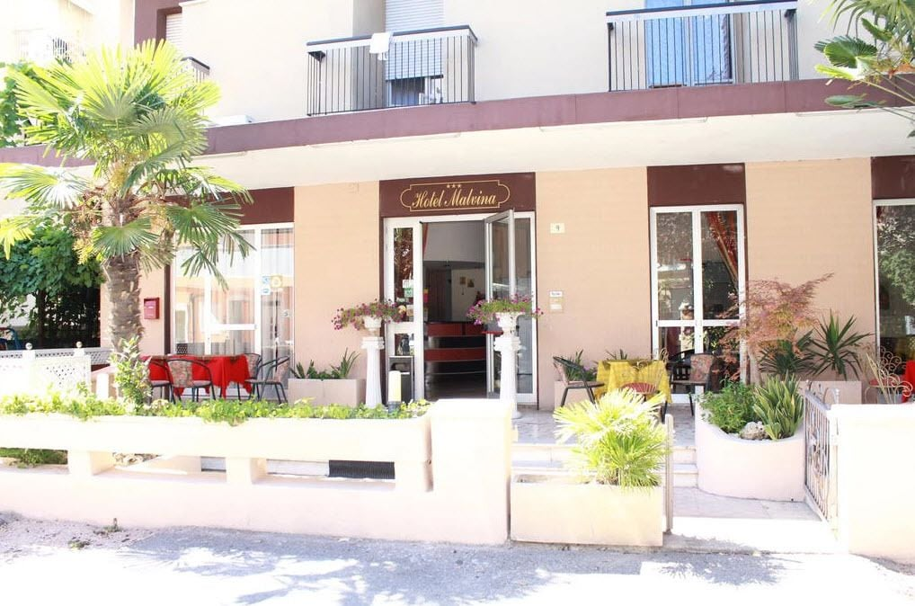 Hotel Malvina, Rimini