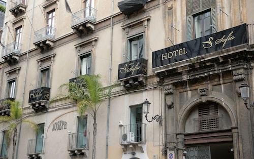 Katania - Hotel Sofia - z Katowic, 8 kwietnia 2021, 3 noce