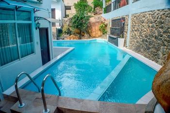 Luxury Double Room, 1 King Bed, Refrigerator, Ocean View
